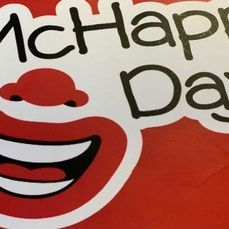 17th November is McHappy Day!