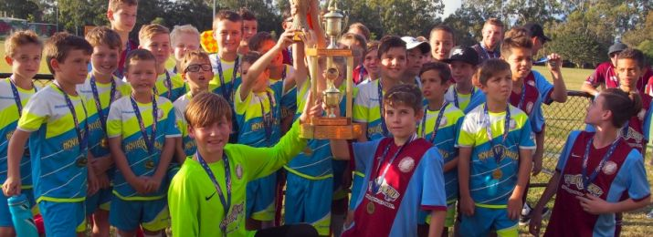 Coomera Wins Musgrave Carnival
